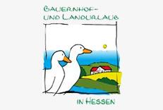 Landurlaub Hessen Urlaub Bauernhof Logo