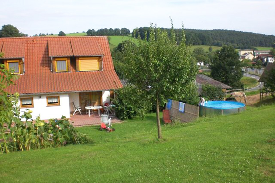 Bauernhof- und Landurlaub in Hessen - Ferienhof Kredel