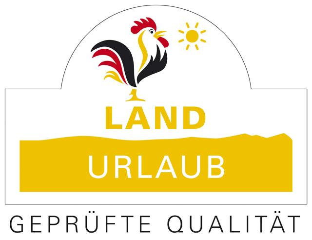 Landurlaub geprüfte Qualität