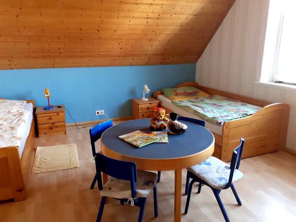 Bauernhof- und Landurlaub in Hessen Ferienhof Romberg Ferienwohnung Rapunzel
