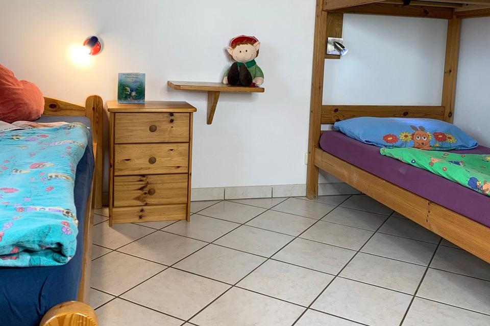 Bauernhof- und Landurlaub in Hessen - Kinderbauernhof Dingeldey Ferienwohnung Diddlina