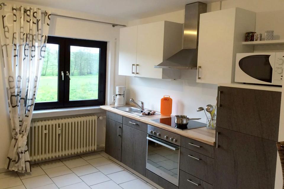 Bauernhof- und Landurlaub in Hessen - Kinderbauernhof Dingeldey Ferienwohnung Minion