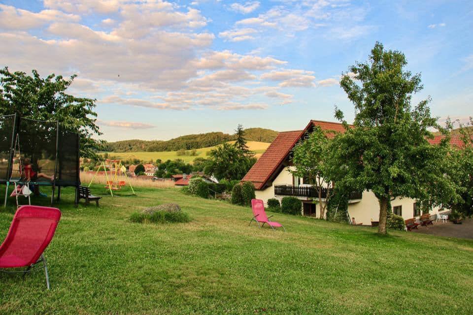 Bauernhof- und Landurlaub in Hessen - Kinderbauernhof Dingeldey