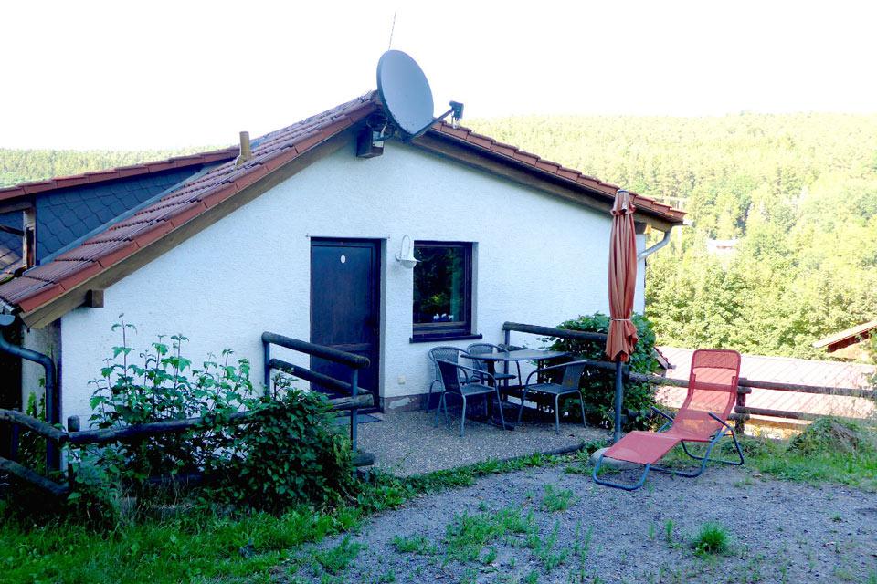 Bauernhof- und Landurlaub in Hessen - Waldhubenhof Ferienwohnung 6