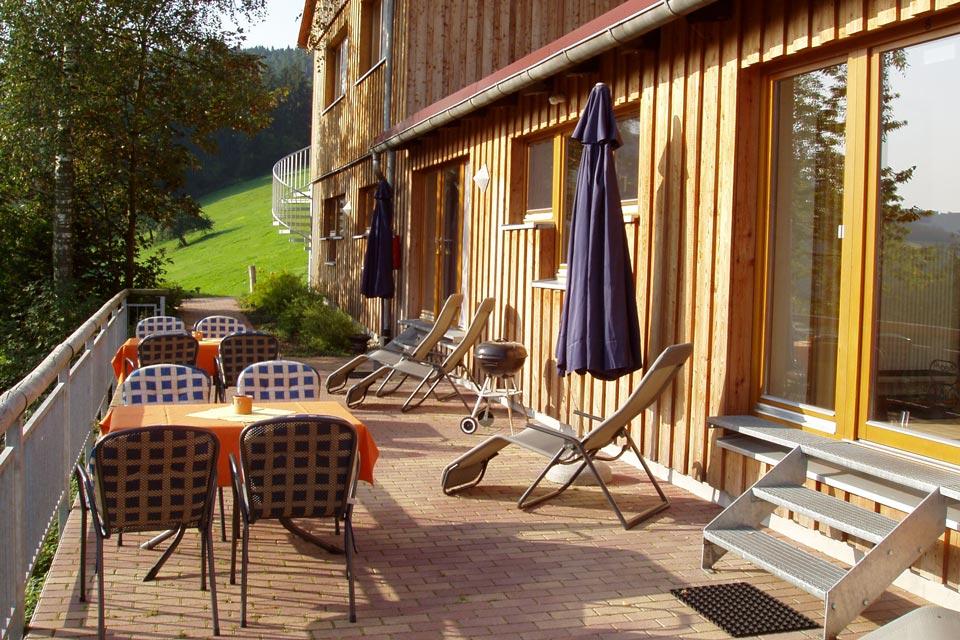 Bauernhof- und Landurlaub in Hessen - Waldhubenhof Ferienwohnung 8