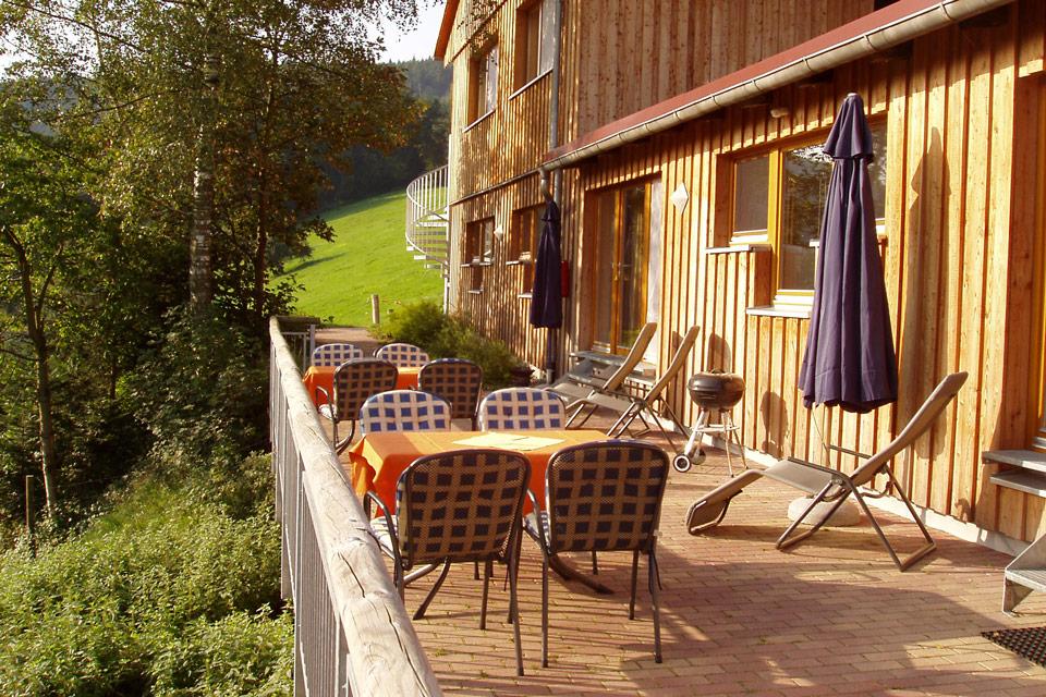 Bauernhof- und Landurlaub in Hessen - Waldhubenhof Ferienwohnung 9
