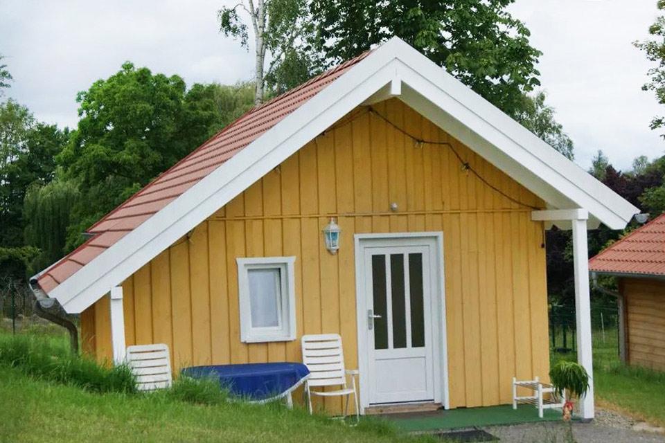 Bauernhof- und Landurlaub in Hessen - Islandpferdegestüt Mitteltalhof Ferienhaus Gelbes Haus Nr. 2