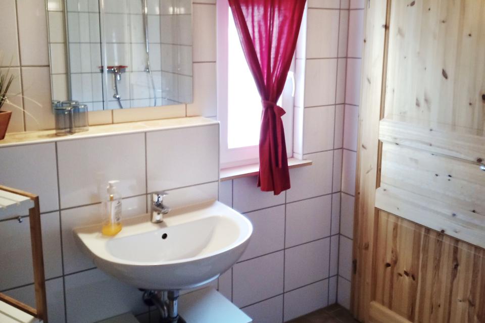 Bauernhof- und Landurlaub in Hessen - Islandpferdegestüt Mitteltalhof Ferienhaus Rotes Haus Nr.5