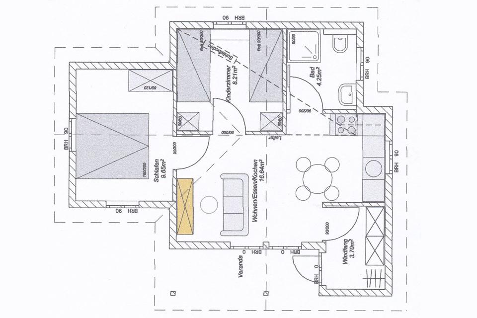 Bauernhof- und Landurlaub in Hessen - Islandpferdegestüt Mitteltalhof Familien Haus Nr.7 und 8